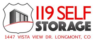 119 Self Storage logo